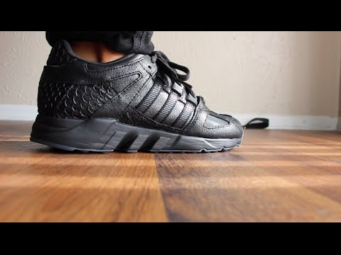 "Adidas Pusha T Review + On Foot ""king Push"" #49"