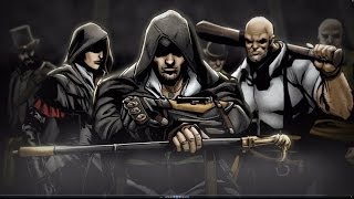 Assassin's Creed Syndicate Animated Movie