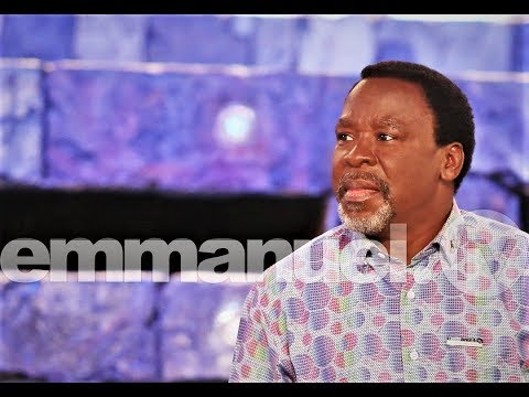 SCOAN 15/09/19: TB Joshua Reveals The Secrets Why He's Still Alive And Overcoming!!