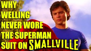 Video Why Welling never wore the Superman suit on Smallville MP3, 3GP, MP4, WEBM, AVI, FLV Juli 2018