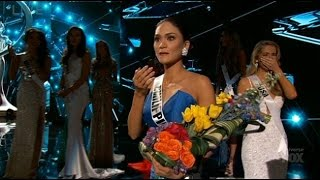 Harvey (LA) United States  City pictures : HD: (FULL) Steve Harvey Messes Up On Miss Universe 2015! COLOMBIA x Philippines