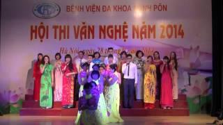 Việt Nam Gấm Hoa - Phòng TCKT Bệnh Viện Xanh Pôn (Biên đạo Thu Trang)