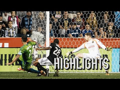Video: Highlights: Seattle Sounders FC at Philadelphia Union U.S. Open Cup Final