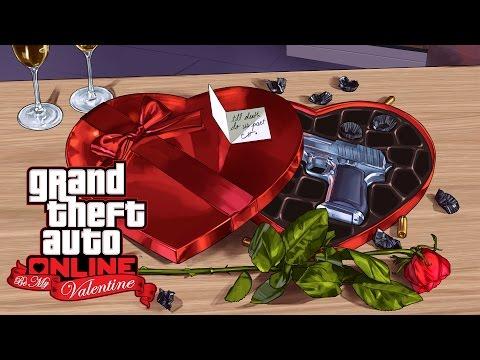 Grand Theft Auto Online: День святого Валентина