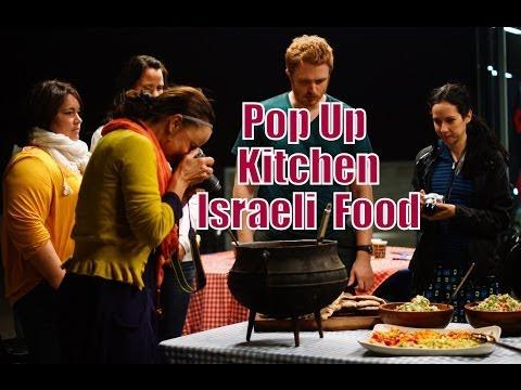 VIDEO: Cooking Israeli Food at Haifa University