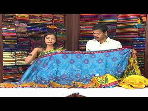 All Varieties of pattu fancy designer sarees - Sogasu chooda tarama 28 February 2014 06 PM