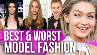 Sexiest Supermodel Style - Kendall Jenner, Gigi Hadid & MORE (Dirty Laundry) by Clevver Style