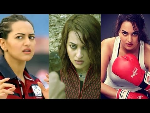 Sonakshi SInha Is The New Action Queen