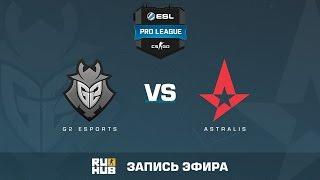 G2 eSports vs. Astralis - ESL Pro League S5 - de_train [CrystalMay, ceh9]