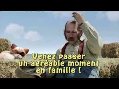 Vidéo d'annonce de l'été 2017 à A La P'tite Ferme