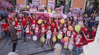 Protest anti-Barnevernet – Bologna, Italia 16.04.2016