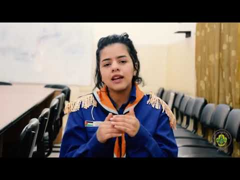 زهرات ومرشدات يافا يتحدثن في يو المرشدة العربية 2018
