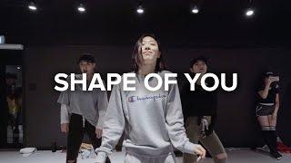 Video Shape of You - Ed Sheeran / Lia Kim Choreography MP3, 3GP, MP4, WEBM, AVI, FLV Oktober 2018