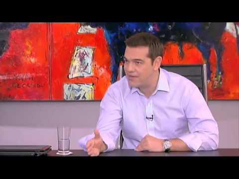 Αλ. Τσίπρας: Δεν θα φοβηθώ να συγκρουστώ με τη μιντιοκρατία