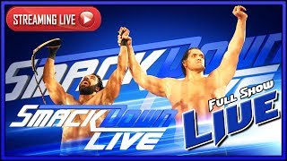 WWE SmackDown Live July 25th 2017 Full Show, here is my Live Reactions to the Full Show Of WWE SmackDown Live July 25th 2017 Full Show. There are highlights,...
