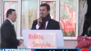 CHPİstanbul Belediye Başkan Adayı Mustafa Sarıgül Zeytinburnu'nda