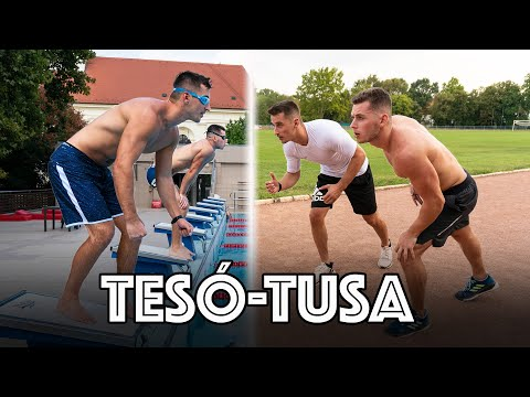 TESÓ-TUSA / KI A GYORSABB??