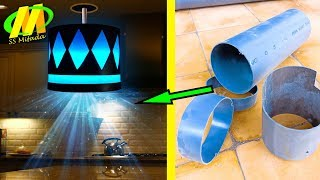 Video Decorative lights from water pipes - a promising business MP3, 3GP, MP4, WEBM, AVI, FLV November 2018