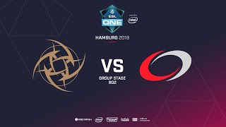 NIP vs compLexity, ESL  One Hamburg, bo2, game 2 [Lum1Sit]