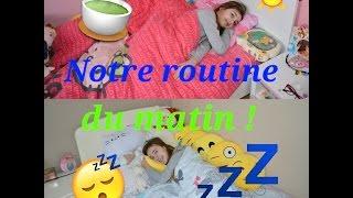 Video # NOTRE ROUTINE DU MATIN LE WEEK-END # MORNING ROUTINE # MP3, 3GP, MP4, WEBM, AVI, FLV Mei 2017