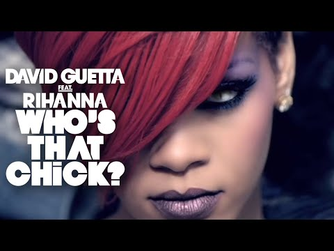 David Guetta feat Rihanna - Who's That Chick? - Night version (Official videoclip)