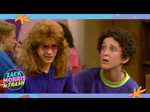 The Time Zack Morris Impersonated A Woman To Abuse His Best Friend