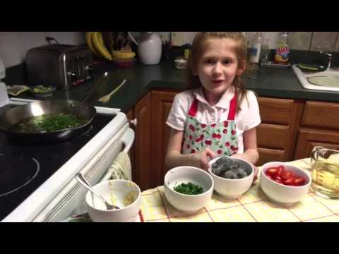 Victoria's Italian Cooking For School