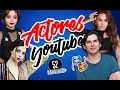 Actores Que Se Convirtieron En Youtubers