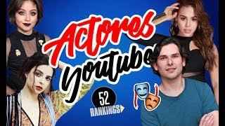 Video ACTORES QUE SE CONVIRTIERON EN YOUTUBERS MP3, 3GP, MP4, WEBM, AVI, FLV Desember 2018