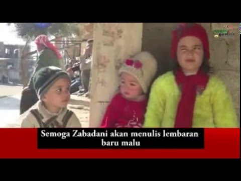 Ia merupakan penderitaan yang lama di Zabdani, Madaya dan Baqain