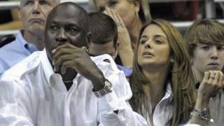 Michael Jordan Engaged