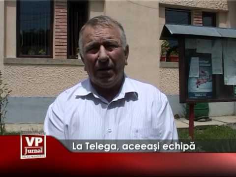 La Telega, aceeaşi echipă