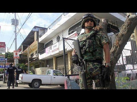 Μεξικό: Στη σκιά βίαιων συγκρούσεων οι ενδιάμεσες εκλογές