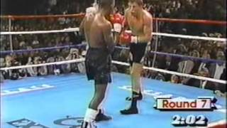 Sugar Ray Leonard Vs Donny LaLonde