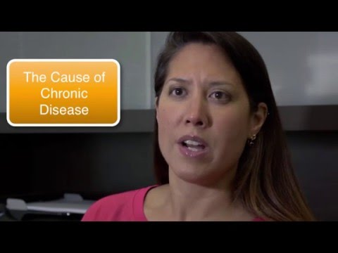 The Cause of Chronic Disease