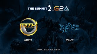 Rave vs Signature, game 1