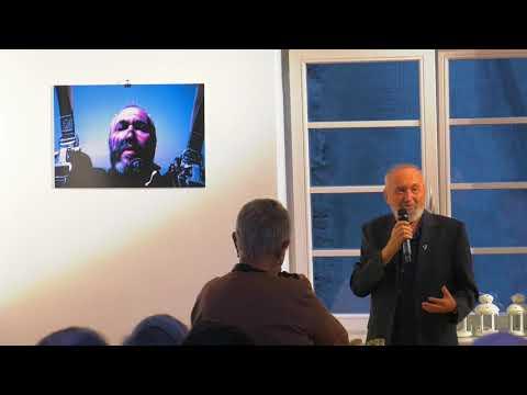 Angyal László aviator kiállításán jártunk