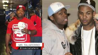 "Wack100 Claims Rappers Scared Of 50 Cent,""Game Was Only 1 To Call Out 50 For Saying Pac Movie Trash"""