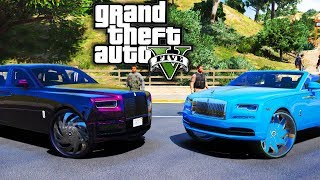 Video Exotic Donk Car Show! GTA 5 Real Life Mod #73 (Real Hood Life 3) MP3, 3GP, MP4, WEBM, AVI, FLV Agustus 2019