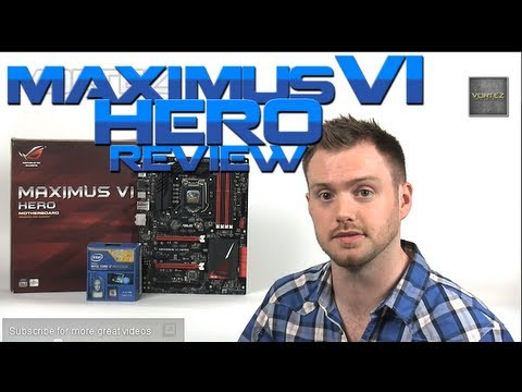 ASUS Maximus VI Hero Review [HD]