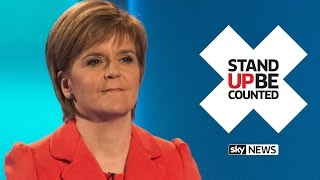 Nicola Sturgeon - SNP Leader Q & A