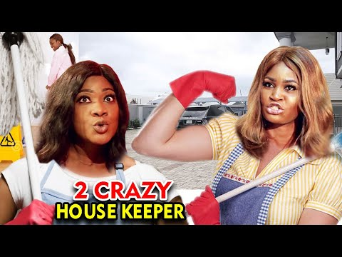 2 Crazy House Keeper COMPLETE MOVIE - Mercy Johnson 2020 Latest Nigerian Nollywood Movie