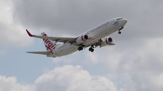 Binalong Bay Australia  city photo : Virgin Australia VH-VUV