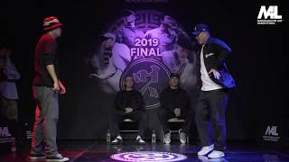 Susoopop vs Iron Bear – 멋 2019 FINAL POPPING 1on1 BATTLE SIDE BEST8