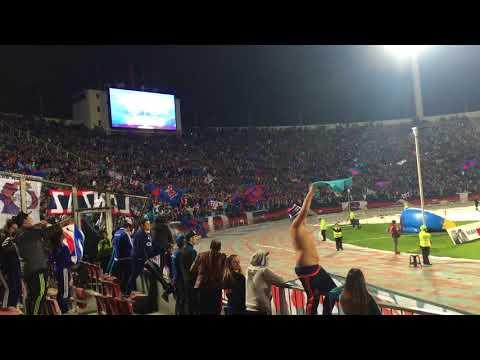 Ese tiempo en la b / U de Chile vs Audax / Copa Chile Los de Abajo 2017 - Los de Abajo - Universidad de Chile - La U