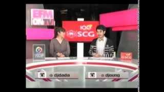EFM ON TV 15 August 2013 - Thai TV Show