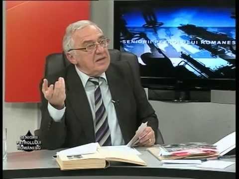 Emisiunea Seniorii Petrolului Românesc – Alexandru Popa – 6 decembrie 2014