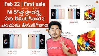 Mi launch event: Redmi Note 5, Redme Note 5Pro, Mi 4K LED TV || in telugu || Tech-Logic