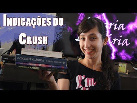 INDICAÇÕES DO CRUSH | Alegria Literária #4