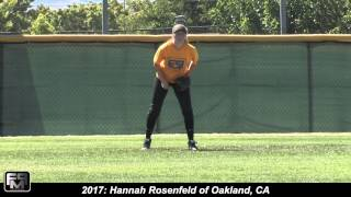 Hannah Rosenfeld